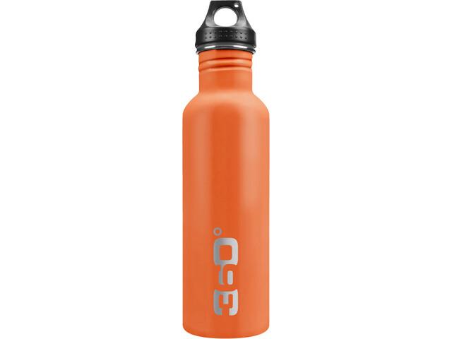 360° degrees Stainless Drink Bottle 500ml pumpkin
